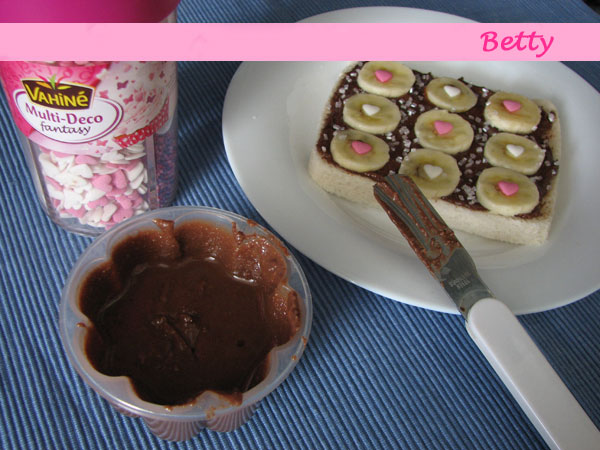 nutella betty