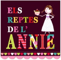 Los retos de Annie -- 1 receta nueva cada mes
