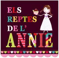 Los retos de Annie -- 1 receta nueva cada mes